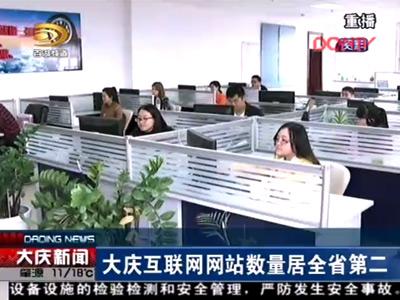 龙8国际|真人互联网网站数量居全省第二 网站约2795个占全省8.9%